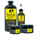 Hair Restoration Kit (Shampoo, Leave-in Conditioner, Hair butter & Hair growth serum)